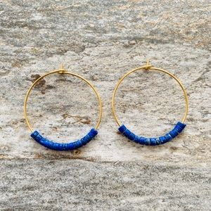 ✨2 for $20!!✨Stone Hoops